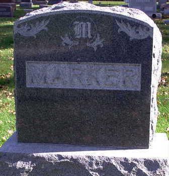 RUGGLES MARKER, CORA - Floyd County, Iowa | CORA RUGGLES MARKER