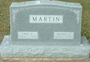 MARTIN, FRANK O. - Floyd County, Iowa | FRANK O. MARTIN