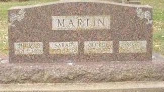 MARTIN, ROSE - Floyd County, Iowa | ROSE MARTIN