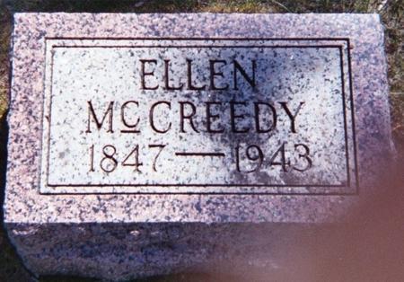 MCCREEDY, ELLEN - Floyd County, Iowa | ELLEN MCCREEDY