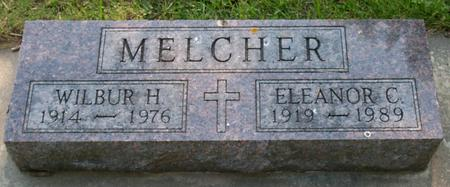 MELCHER, WILBER - Floyd County, Iowa | WILBER MELCHER