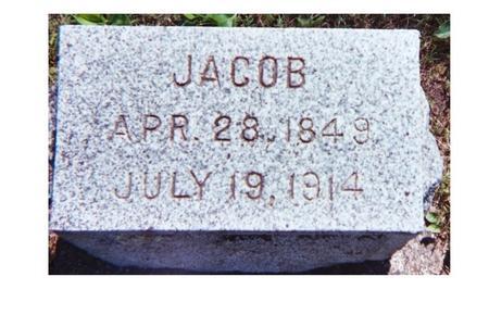 METZ, JACOB - Floyd County, Iowa | JACOB METZ
