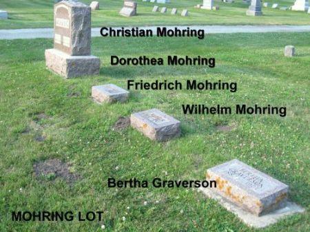 MOHRING, FRIEDRICH (LOT) - Floyd County, Iowa   FRIEDRICH (LOT) MOHRING