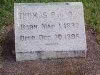 PARSONS, THOMAS - Floyd County, Iowa | THOMAS PARSONS
