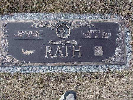 SPRINGER RATH, BETTY LOU - Floyd County, Iowa | BETTY LOU SPRINGER RATH