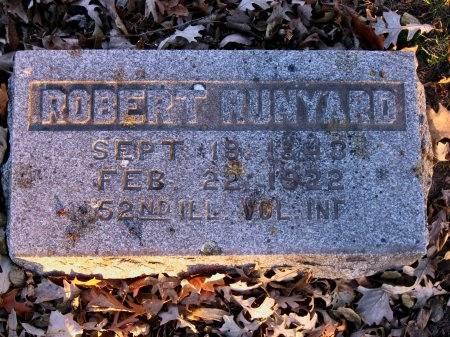 RUNYARD, ROBERT - Floyd County, Iowa | ROBERT RUNYARD