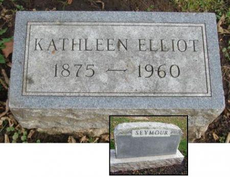ELLIOT SEYMOUR, KATHLEEN - Floyd County, Iowa | KATHLEEN ELLIOT SEYMOUR