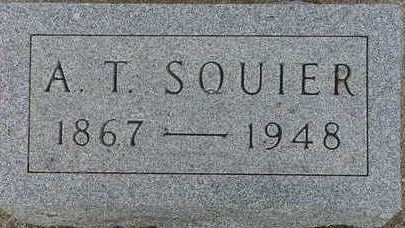 SQUIER, A.T. - Floyd County, Iowa | A.T. SQUIER