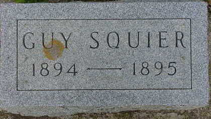 SQUIER, GUY - Floyd County, Iowa   GUY SQUIER