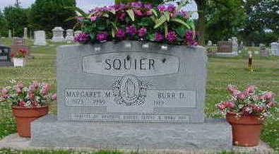 SQUIER, MARGARET MARY - Floyd County, Iowa | MARGARET MARY SQUIER