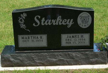 STARKEY, JAMES HAROLD - Floyd County, Iowa   JAMES HAROLD STARKEY