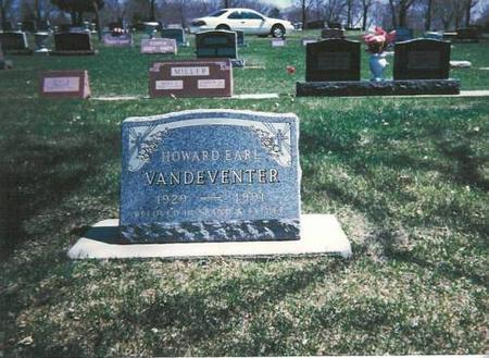 VANDEVENTER, HOWARD - Floyd County, Iowa   HOWARD VANDEVENTER