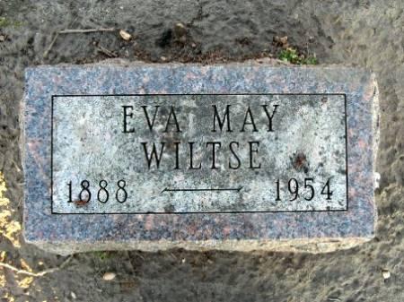 WILTSE, EVA MAY - Floyd County, Iowa | EVA MAY WILTSE