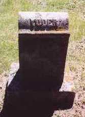 YODER, AMANUEL - Floyd County, Iowa | AMANUEL YODER