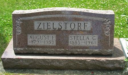 ZIELSTORF, STELLA G. - Floyd County, Iowa | STELLA G. ZIELSTORF