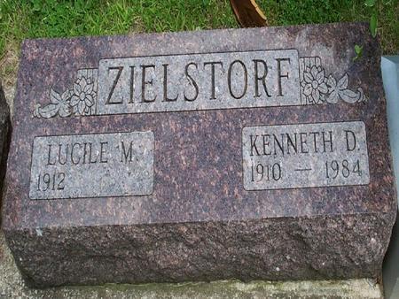 ZIELSTORF, KENNETH (STOKE) - Floyd County, Iowa   KENNETH (STOKE) ZIELSTORF