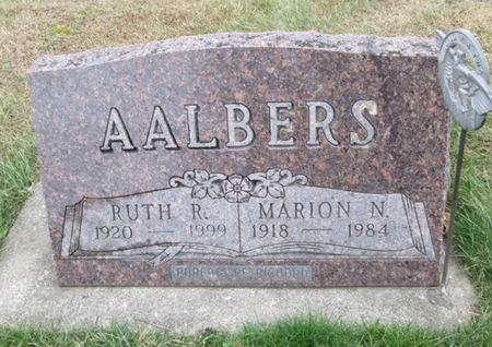 AALBERS, RUTH R. - Franklin County, Iowa | RUTH R. AALBERS