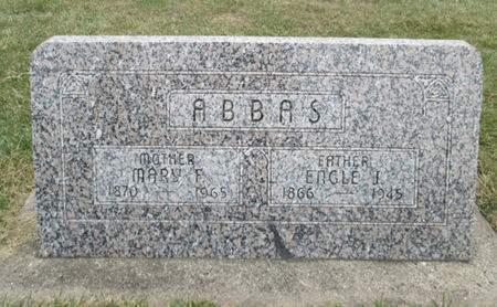 ABBAS, MARY F. - Franklin County, Iowa | MARY F. ABBAS