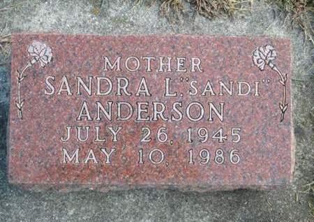 ANDERSON, SANDRA L.