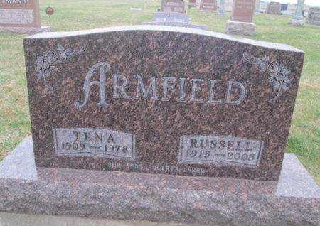 ARMFIELD, RUSSELL - Franklin County, Iowa | RUSSELL ARMFIELD