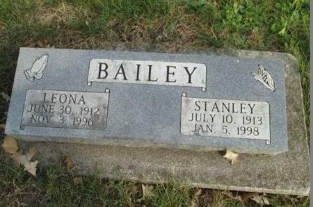 BAILEY, LEONA - Franklin County, Iowa | LEONA BAILEY