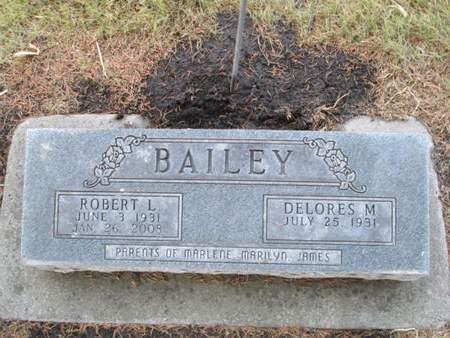 BAILEY, ROBERT L. - Franklin County, Iowa   ROBERT L. BAILEY