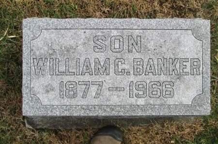 BANKER, WILLIAM C. - Franklin County, Iowa | WILLIAM C. BANKER