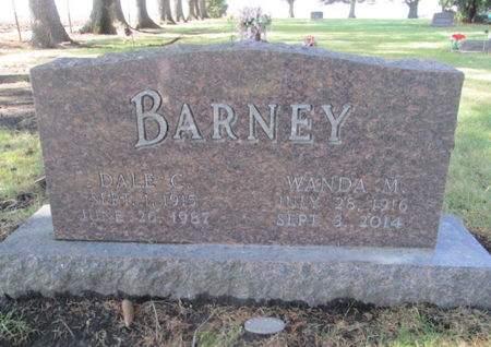 BARNEY, WANDA M. - Franklin County, Iowa | WANDA M. BARNEY