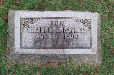 BAYLESS, CHARLES H. - Franklin County, Iowa | CHARLES H. BAYLESS