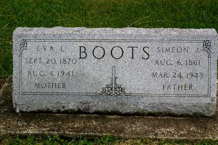 CLEMENS BOOTS, EVA L. - Franklin County, Iowa | EVA L. CLEMENS BOOTS