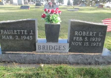 BRIDGES, ROBERT L. - Franklin County, Iowa | ROBERT L. BRIDGES