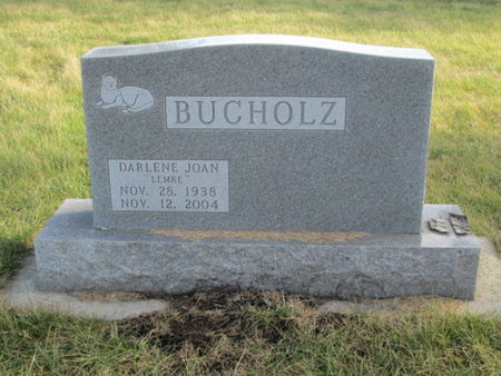LEMKE BUCHOLZ, DARLENE JOAN - Franklin County, Iowa | DARLENE JOAN LEMKE BUCHOLZ
