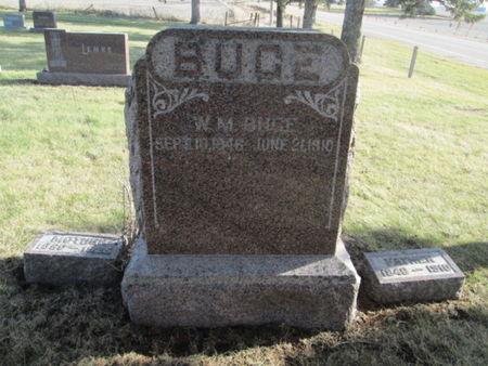 BUGE, W.M. - Franklin County, Iowa | W.M. BUGE