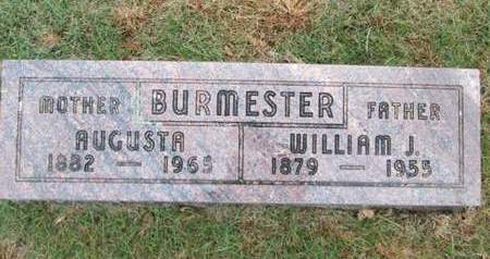 BURMESTER, AUGUSTA - Franklin County, Iowa | AUGUSTA BURMESTER