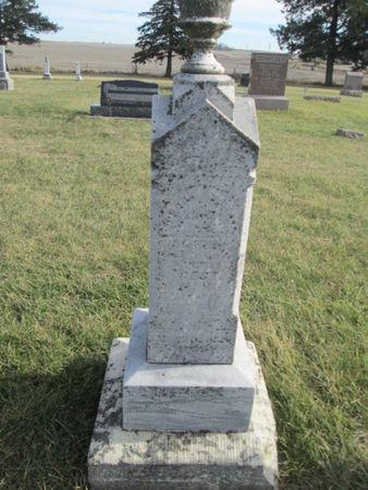 BUTENHOFF, FERDINAND JOHANN - Franklin County, Iowa | FERDINAND JOHANN BUTENHOFF