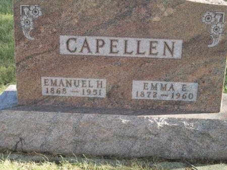 CAPELLEN, EMANUEL H. - Franklin County, Iowa | EMANUEL H. CAPELLEN