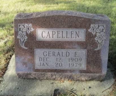 CAPELLEN, GERALD E. - Franklin County, Iowa | GERALD E. CAPELLEN