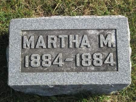 CAPELLEN, MARTHA M. - Franklin County, Iowa | MARTHA M. CAPELLEN