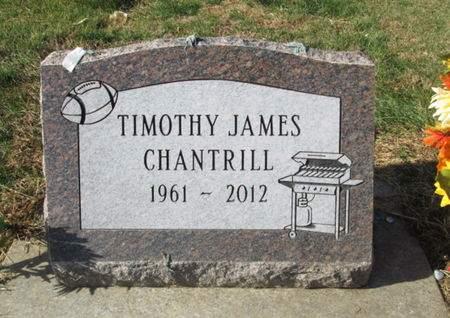 CHANTRILL, TIMOTHY JAMES - Franklin County, Iowa | TIMOTHY JAMES CHANTRILL
