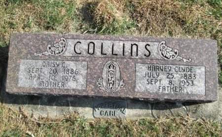 COLLINS, HARVEY CLYDE - Franklin County, Iowa   HARVEY CLYDE COLLINS