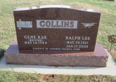 COLLINS, RALPH LEE - Franklin County, Iowa | RALPH LEE COLLINS
