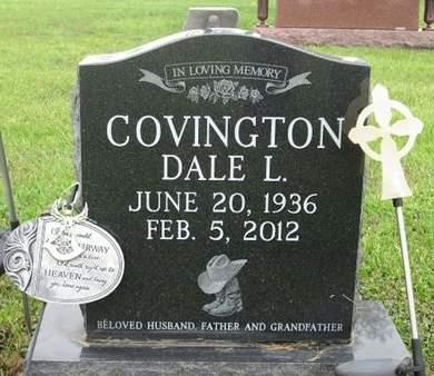 COVINGTON, DALE L. - Franklin County, Iowa | DALE L. COVINGTON