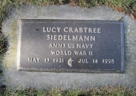 SIEDELMANN, LUCY - Franklin County, Iowa | LUCY SIEDELMANN