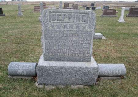 DEPPING, OTTO D. - Franklin County, Iowa | OTTO D. DEPPING