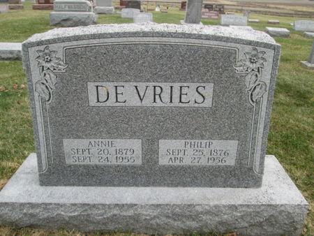 DEVRIES, PHILIP - Franklin County, Iowa | PHILIP DEVRIES