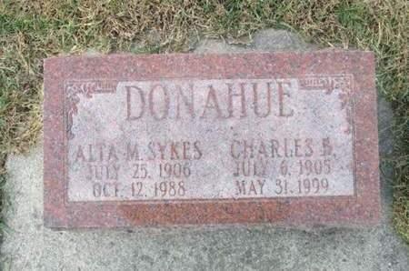 DONAHUE, CHARLES - Franklin County, Iowa | CHARLES DONAHUE