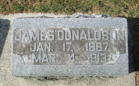 DONALDSON, JAMES - Franklin County, Iowa | JAMES DONALDSON