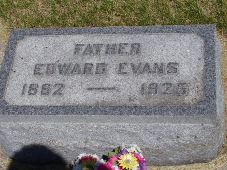 EVANS, EDWARD - Franklin County, Iowa | EDWARD EVANS