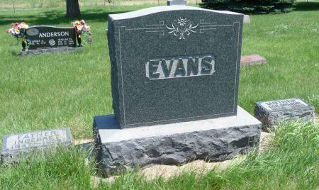 OLSDATTER (OLESON) EVANS, GULDBJOR - Franklin County, Iowa   GULDBJOR OLSDATTER (OLESON) EVANS
