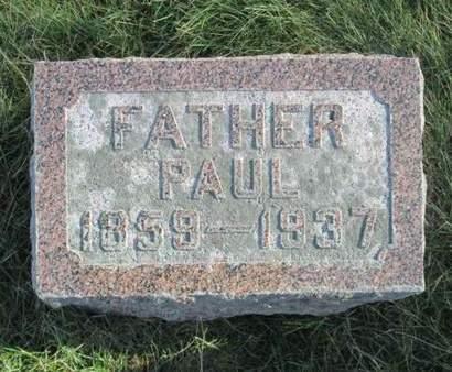 FANSELOW, PAUL - Franklin County, Iowa | PAUL FANSELOW